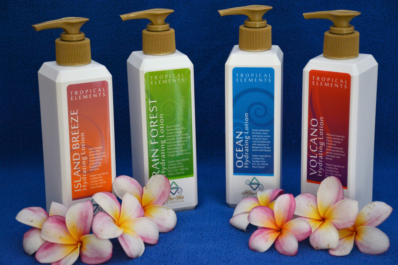 Elements Lotions by After Sea Aesthetics