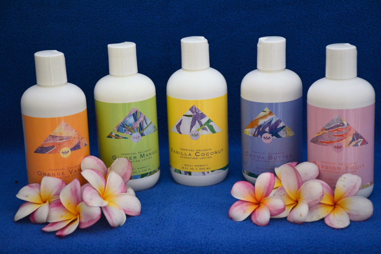 Tropicol Delights Lotions by Aftersea Aesthetics