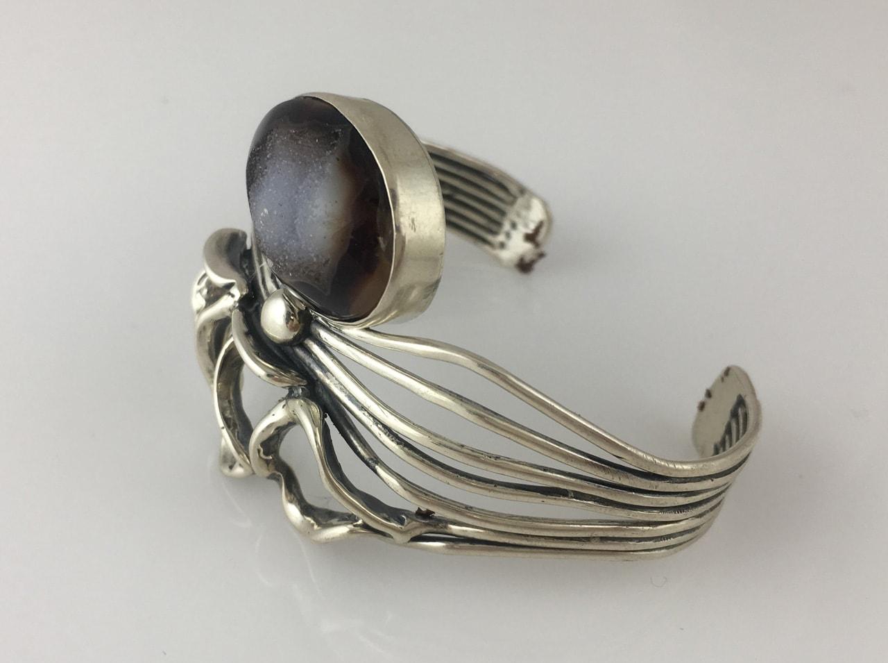Silver Drucy Bracelet by Dian Anderson