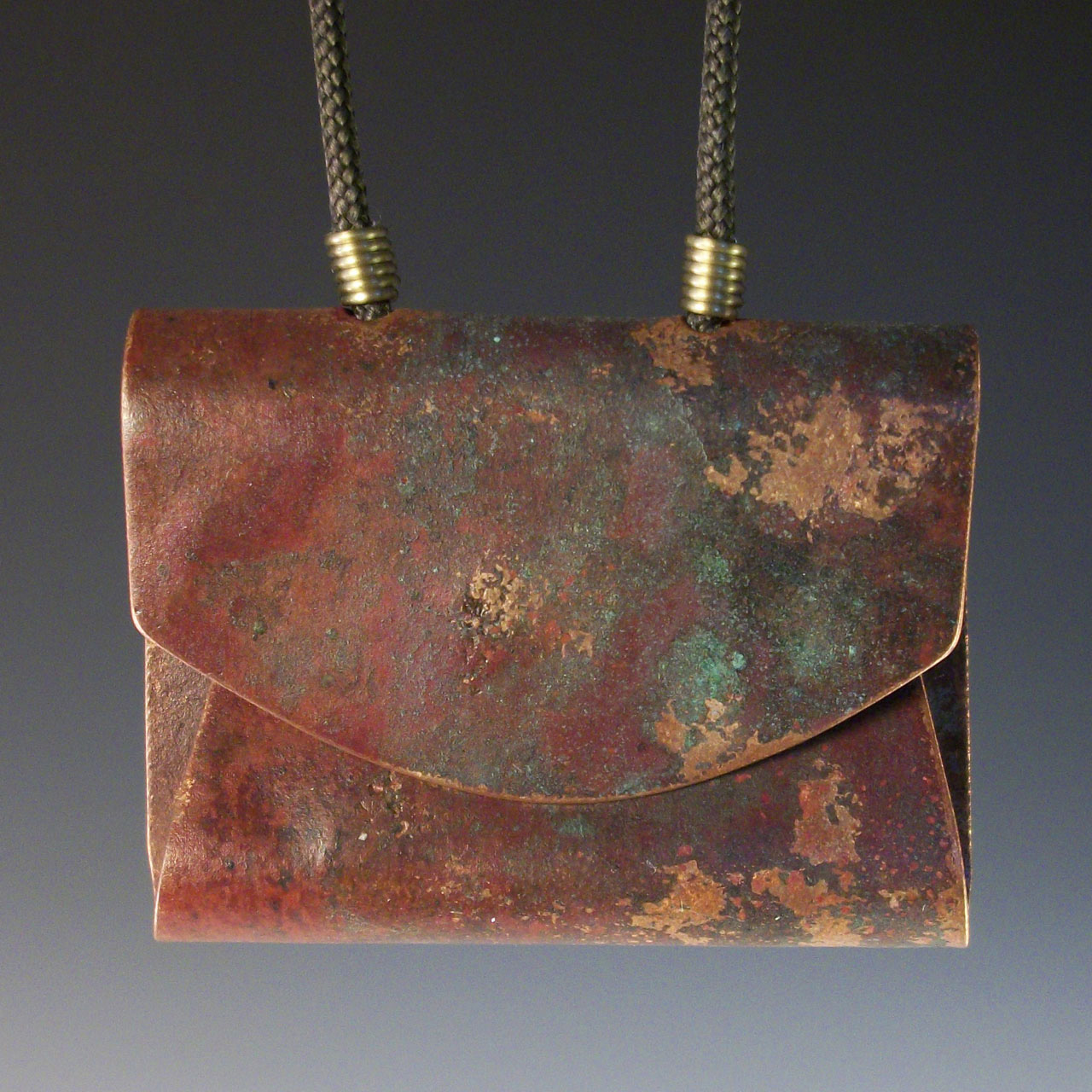 Copper Pocketbook by Mckenna Hallett