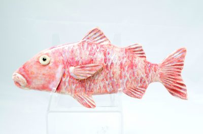 Kumu by Michelle Espero decorative ceramic fish