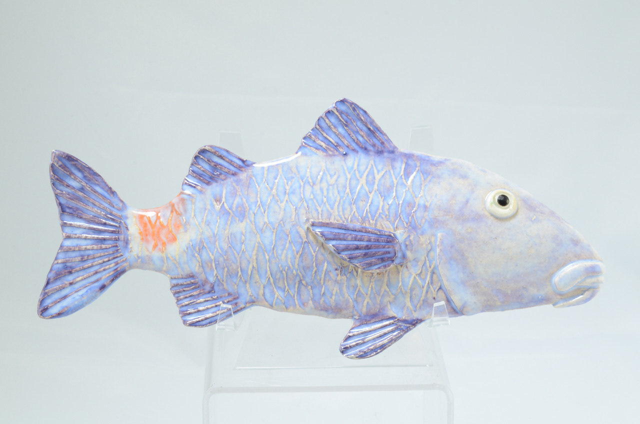 Moana Kali by Michelle Espero decorative ceramic fish