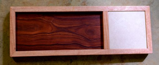 Wood Serving Tray by Gary Forest
