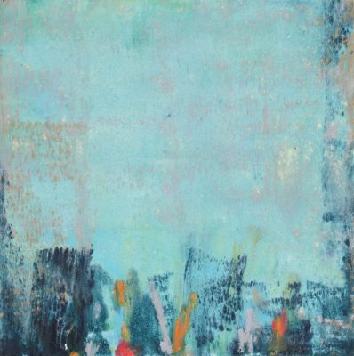 Square Monotype Light Blue
