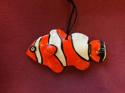 Clown Fish by Michelle Espero - Example