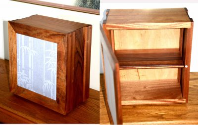 Dresser Cabinet by Gary Forest