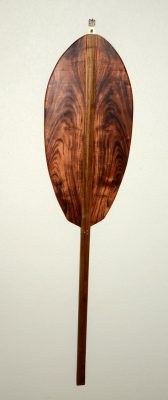 Wood Large Paddle by Gary Forest