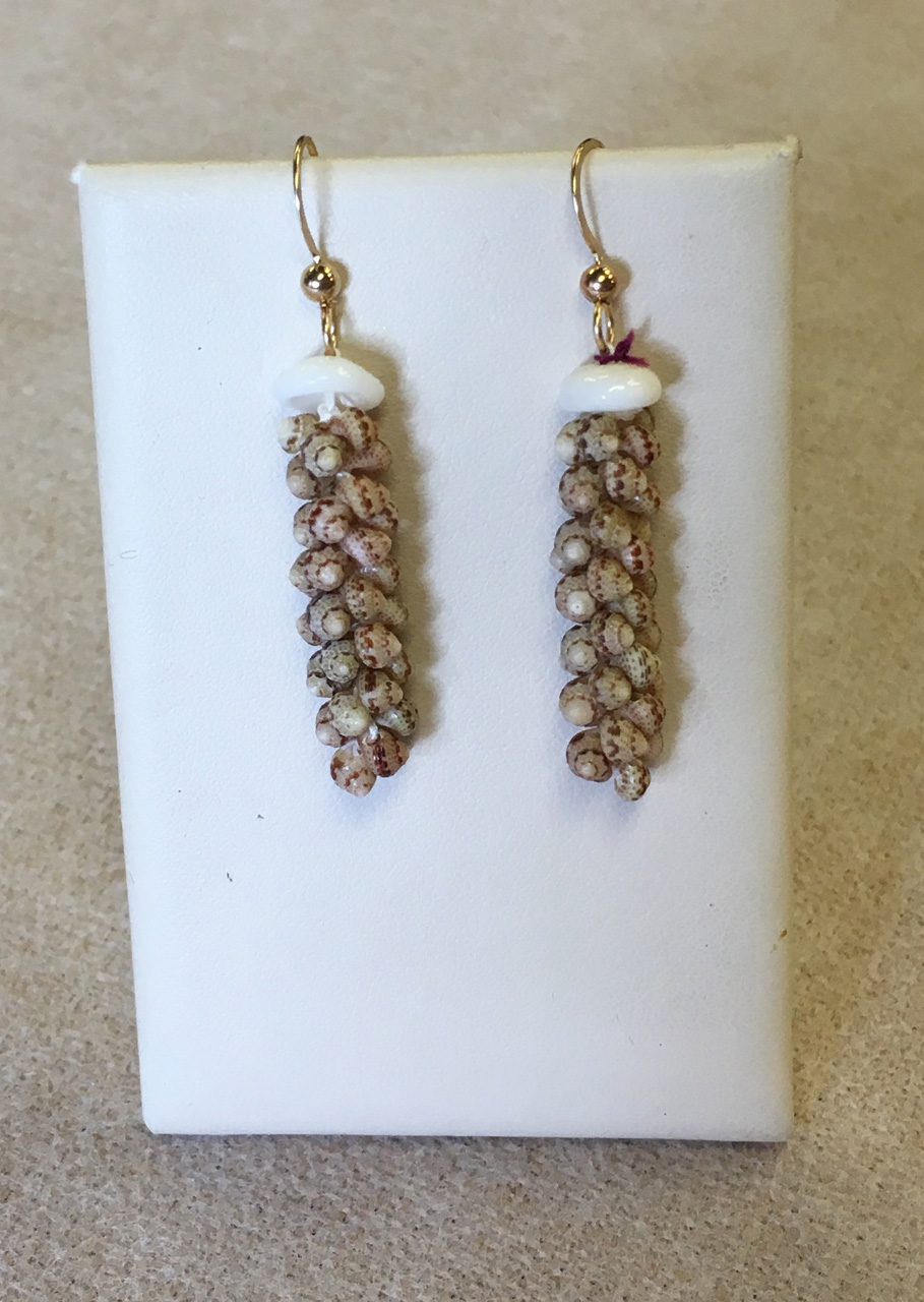 Niihau Niʻihau Poepoe Earrings