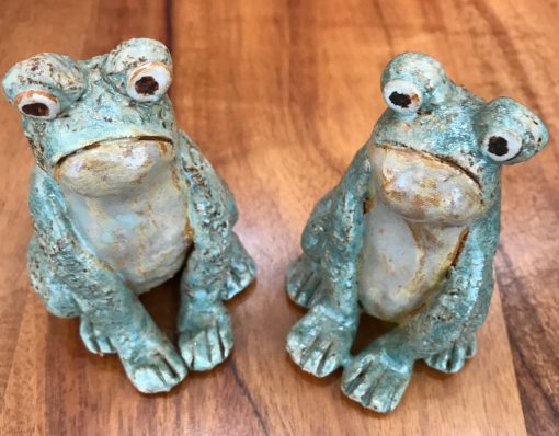 Frogs by Robin Fahey Cameron - Examples - RFCF48