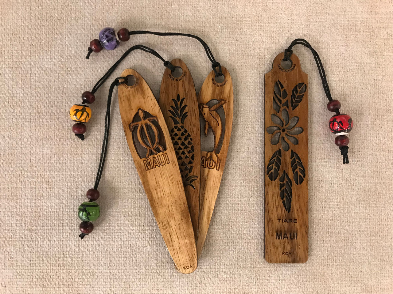 Koa Bookmarks