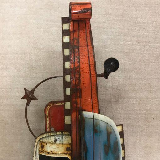 Pegasus Violin Top View