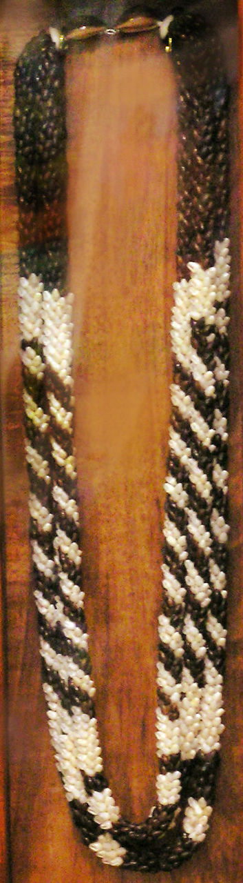Museum Quality 3 Strand Poleho Kipona