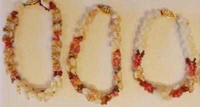 Three Kipona Bracelets