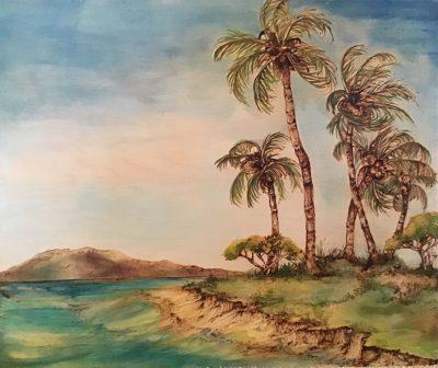 West Side Paradise by Christine Halton