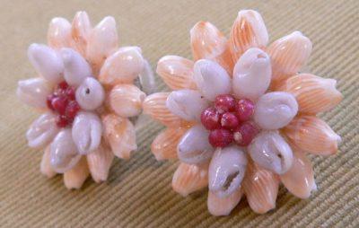 Fancy Kipona Earrings