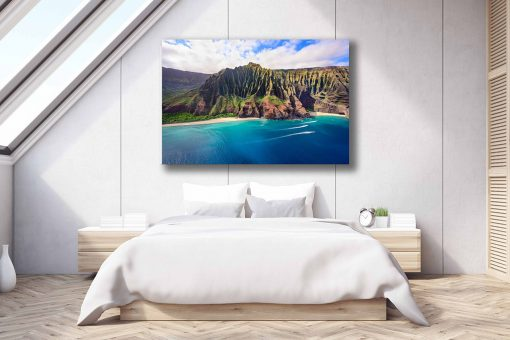 """Na Pali"" by Cody Roberts - Sample Room Placement"