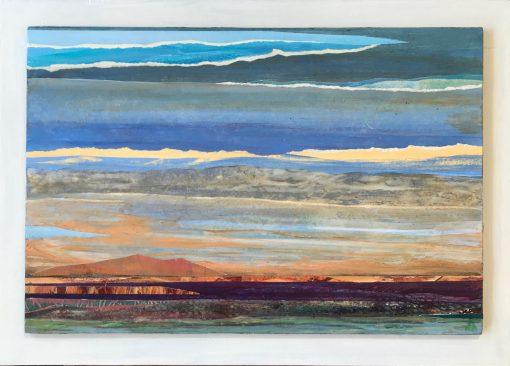 """""""Clouds Roll In..."""" by Nina Bindi"""