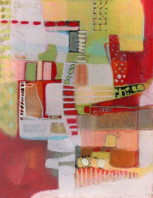 """""""Exploring New Paths"""" by Christine Waara"""