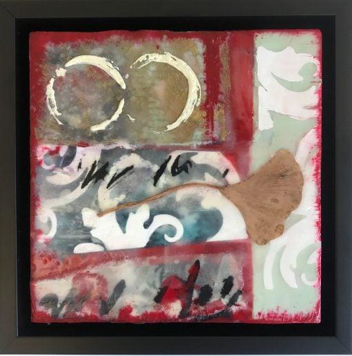"""""""Ginko Chan"""" by Christine Waara"""