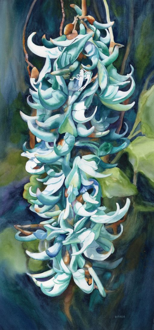 """Jade In Bloom"" by Christine Waara - CW161"