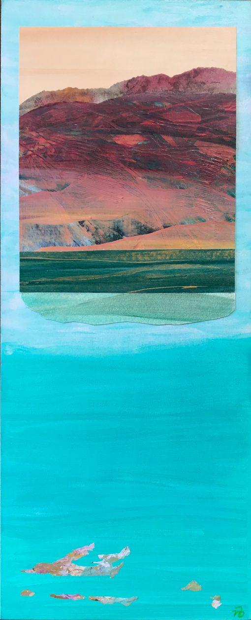 """Lahaina Hills"" by Nina Bindi"