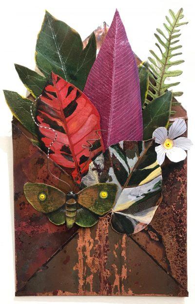 """Maui Montage: A Tropical Gathering"" by Kari Von Wening - KVW36"