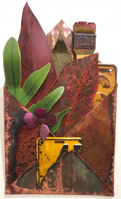 """""""Maui Montage: Laua'e Fern"""" by Kari Von Wening - KVW38"""