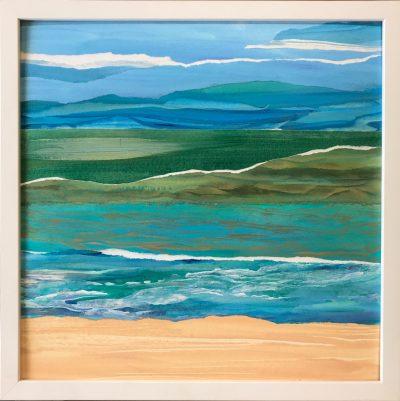 """Morning Tides II"" by Nina Bindi"