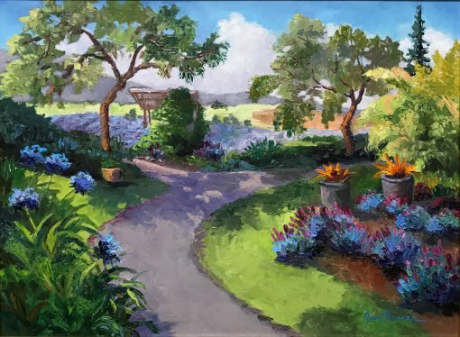 """Spring Radiance"" by Jan Shaner"