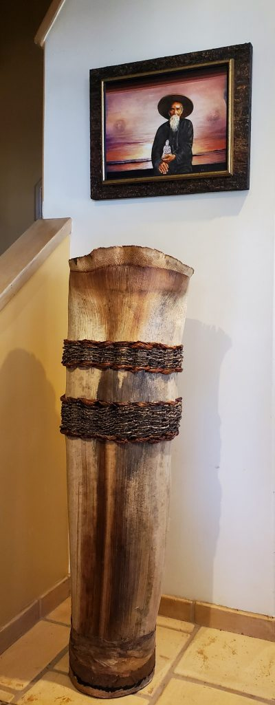 Standing Tall Vessel by Dee Chapon - 1