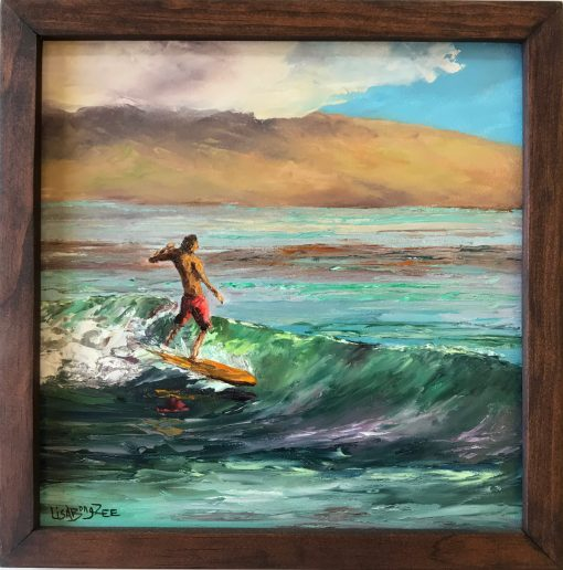 Surf Junkie by Lisabongzee - LBZ223