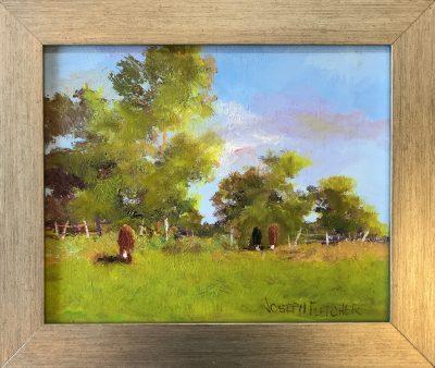 """Tall Grass, Makawao"" by Joe Fletcher - JOE20"