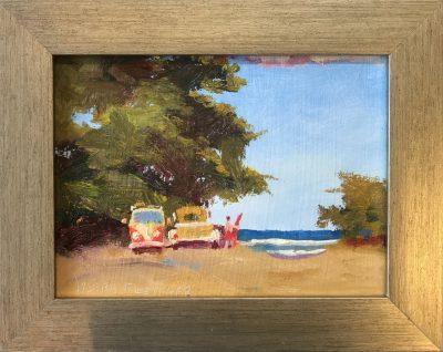 """Time To Hit The Surf"" by Joe Fletcher - JOE16"