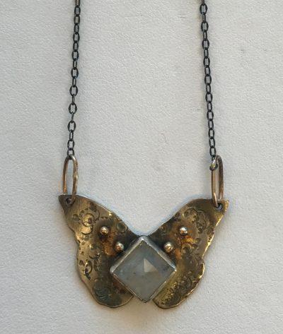 Butterfly Necklace by Pamela Street - PKS0552