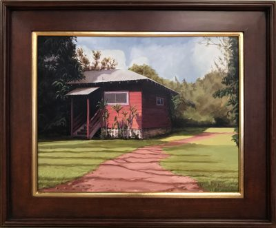 """Caretaker's House"" by Steve Rinaldi - SMR214"