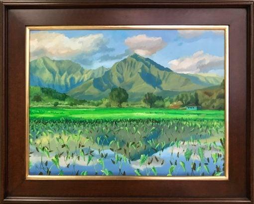 """Kauai Reflections"" by Steve Rinaldi - SMR181"