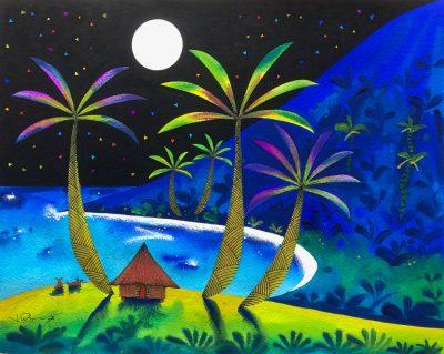 """Meeting The Moon"" by Kirsten Bunney - KIB20"
