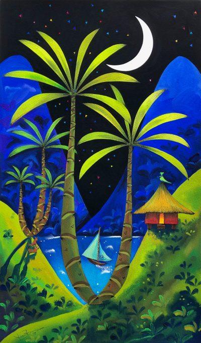 """Sailing The Dream"" by Kirsten Bunney - KIB12"