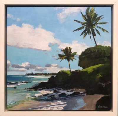 """Tavares Bay"" (Maui) by Stacy Vosberg - STV27"