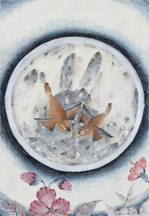 """""""Hua Mei Moon"""" by Terris Temple - TET24"""