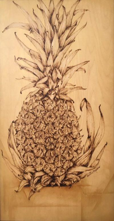 """""""Maui Gold"""" by Christine Halton - CH564"""