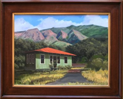 """Molokai Ghost House"" by Steve Rinaldi - SMR173"