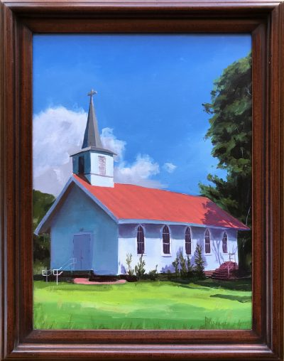 """Our Lady Of Seven Sorrows Church"" by Steve Rinaldi - SMR203"