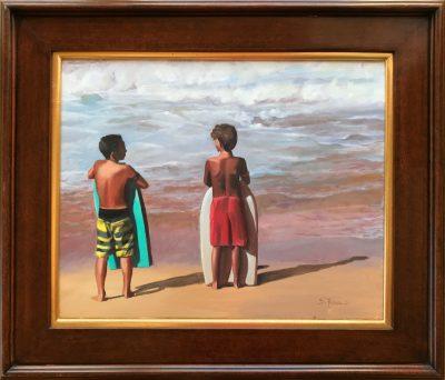 """""""Paia Beach Boys"""" by Steve Rinaldi - SMR145"""