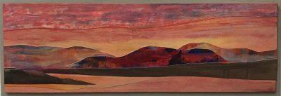 """""""Sunset"""" by Nina Bindi - BIN 19"""