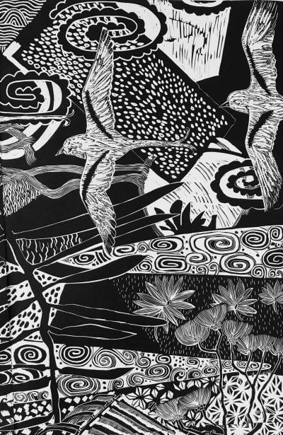 """""""Tropic Bird"""" by Caroline Killhour"""
