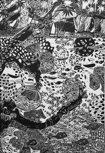 """Underwater Deep Sea"" by Caroline Killhour"