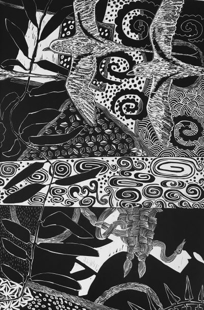 """Weaving"" by Caroline Killhour"
