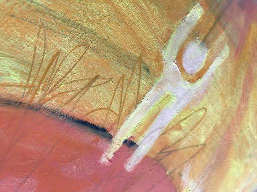 """Candylandia"" by Juli Morsella - Detail"