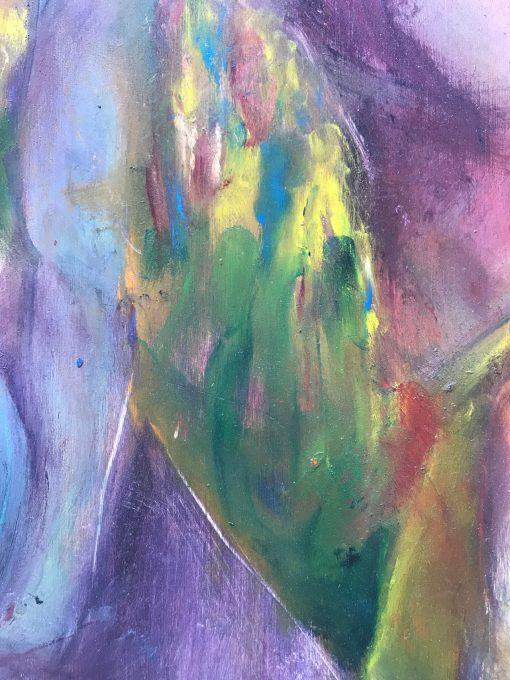 """El Cosechero (The Harvester)"" by Juli Morsella - Detail"